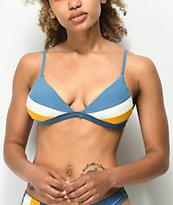 Damsel Winterfell top de bikini de triangulo