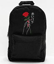 Empyre Brenda Rose Hand mochila negra
