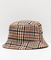Empyre Louver sombrero de cubo de tartán