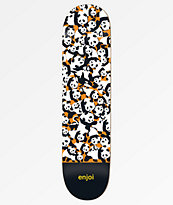 "Enjoi Panda Pile Up 8.25"" tabla de skate"