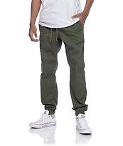 Freeworld Remy Olive Jogger Pants