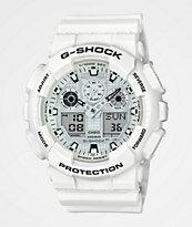 G-Shock GA100 Marine White Watch