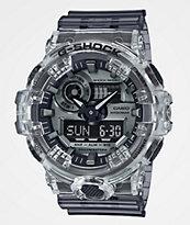 G-Shock GA700 reloj gris y transparente