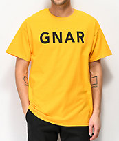 Gnarhunters Gnarmy camiseta dorada
