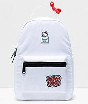 Herschel Supply Co. x Hello Kitty 45th Anniversary Nova mochila blanca