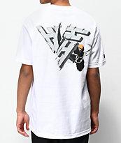 Hypeland x Bleach Ichigo camiseta blanca