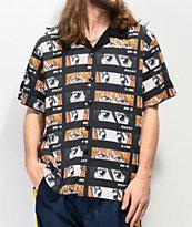 Hypland x Bleach Faces camisa de manga corta