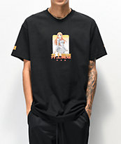 Hypland x Bleach Orihime camiseta negra