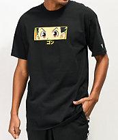 Hypland x Hunter x Hunter Gon Eye Black T-Shirt