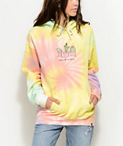 JV by Jac Vanek Don't Be A Prick sudadera con capucha tie dye