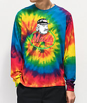 Matty Matheson Big Rig camiseta tie dye de manga larga