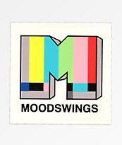 Moodswings Broadcast pegatina