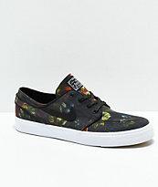 Nike SB Janoski zapatos de lienzo floral