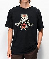 Obey 30 Years of Dissent 3 Decades camiseta negra