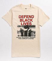 Obey Defend Black Lives 2 Natural T-Shirt