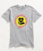 Obey Empathy Grey T-Shirt