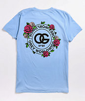 Obey OG Blue T-Shirt