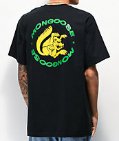 Our Legends x Mongoose Menace camiseta negra