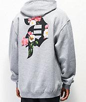 Primitive Dirty P Garden Grey Hoodie