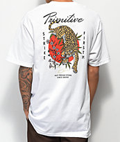 Primitive Ginza camiseta blanca