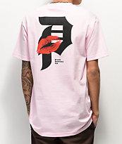 Primitive Heartbreaker Dirty P camiseta rosa