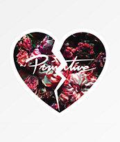 Primitive Heartbreakers Broken Sticker