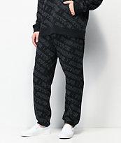 Primitive High Viz pantalones deportivos negros