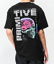Primitive Peace Of Mind camiseta negra