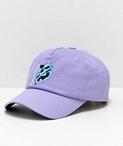 Primitive x Dragon Ball Z Dirty P Lightning Lavender Strapback Hat