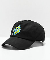 Primitive x Dragon Ball Z Dirty P Lightning gorra strapback en negro