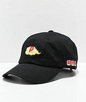 Primitive x Dragon Ball Z Dirty P Nimbus gorra strapback en negro