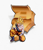 Primitive x Dragon Ball Z Goku Dirty P Broche