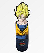 "Primitive x Dragon Ball Z Goku Team CNC 10.0"" tabla de cruiser"