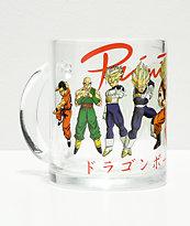 Primitive x Dragon Ball Z Heroes Glass Mug