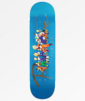 "Primitive x Dragon Ball Z Nuevo Heroes 8.0"" tabla de skate"