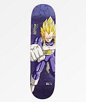 "Primitive x Dragon Ball Z Super Saiyan Vegeta McClung 8.25"" tabla de skate"