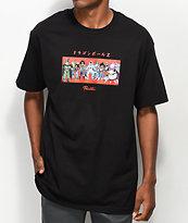 Primitive x Dragon Ball Z Villains Black T-Shirt