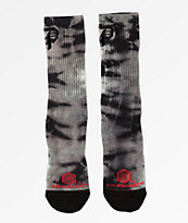 Primitive x Kikkoman Bottle calcetines con efecto  tie dye