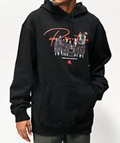 Primitive x Naruto Akatsuki Black Hoodie