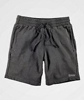 RIPNDIP Peek A Nermal shorts de punto en  negro