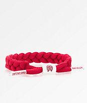 Rastaclat Fire Red Bracelet