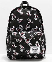 Santa Cruz x Herschel Classic Screaming Hand Backpack