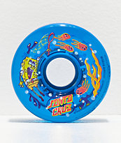 Santa Cruz x SpongeBob SquarePants Jellyfishing 60mm 78a Cruiser Wheels