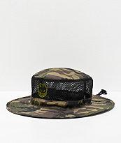 Spitfire Big Head Boonie Camo Bucket Hat