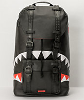 Sprayground The Hills Black Vegan Backpack
