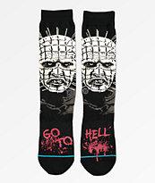 Stance Hellraiser Black Crew Socks