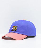 Teddy Fresh x SpongeBob SquarePants Colorblock Strapback Hat