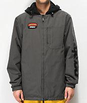 ThirtyTwo x Santa Cruz Merchant 10K chaqueta de snowboard gris