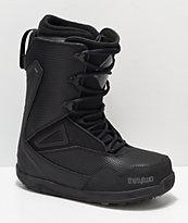 Thirtytwo TM-2 Black Snowboard Boots 2019