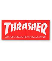 Thrasher Skate Magazine Logo Sticker